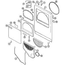 crosley electric dryer parts diagram all about repair and wiring crosley electric dryer parts diagram door crosley electric dryer parts diagram