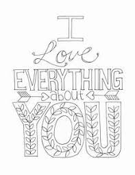Images Of I Love You So Much Coloring Pages Golfclub