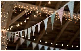 barn wedding lights. Barn Wedding With Chandelier Lights I