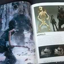 rise of the tomb raider the official art book books stationery books on carousell