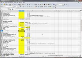 Home Budget Worksheet Household Budget Excel Template Spreadsheets Oninstall 17