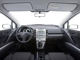Interior Toyota Corolla Verso '2007–09