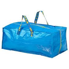 Купить ФРАКТА <b>Сумка для тележки</b>, синий по выгодной цене - IKEA