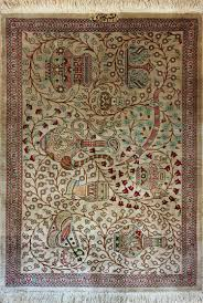 magnificent silk rugs persian silk rug from qom