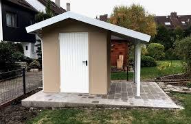 Gartenhauser Metall Gartenhaus Aus Blech Bauhaus Verzinkt Ideen