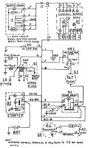 onan control board operation motor generator wiring diagram large view