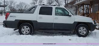 2002 Chevrolet Avalanche 1500 Z71 pickup truck   Item I9431 ...