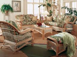 Wicker Living Room Sets Stunning Spice Island Wicker Sea Scape Indoor Tropical Wicker