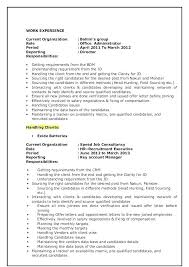 Plain Text Resume Template Plain Text Resume Template Example Related Post Orlandomoving Co