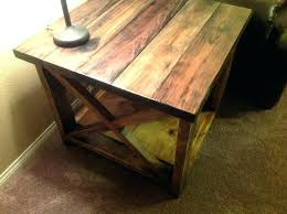 wood coffee table with storage ottomans large leather ottoman end tables drawers solid kitchen appeal winning