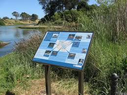 Experiencing Ncos Trails Interpretive Signs And More