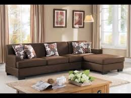 modern fabric sofa set.  Fabric US Pride Furniture S00722PC Allen Modern Fabric Reversible Sectional Sofa  Set Brown To Set R