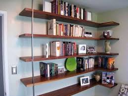 mid century modern wall shelves awesome floating corner shelf ideas best diy mounted mid century modern wall shelves