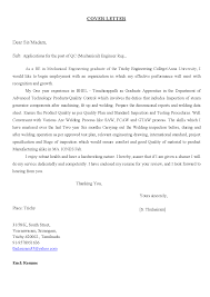 Engineering Cover Letter Sample Electrician Cover Letter