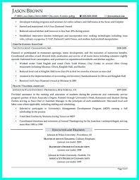 Teaching Assistant Cv Example Chef Cv Examples De Partie Uk Assistant Junior Sous Example Commis
