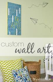 diy custom wall art tutorial includes how to make your own stencil which means you on nursery wall art stencils with diy wall art nursery art custom stencil tutorial