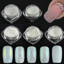 1g Holographic Glitter Powder Gorgeous Shining Sugar Nail Art ...