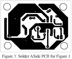 eight channel audio mixture multiple control engineering projects a single side er side pcb layout for main circuit diagrams figure 1 in and power supply circuit figure 2 is given in figure 3 combined together