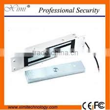 12v 24v swing gate electric lock magnetic door lock frameless glass door magnetic lock electric magnetic
