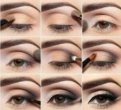 eye makeup for brown eyes apply the perfect look