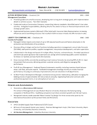 Harvey Justmann Resume   RESUME CONTINUES