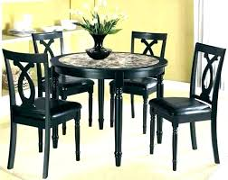 black round dining table and chairs small round table and chairs round dining room table set
