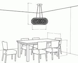 chandelier size for dining room. Chandelier Size For Dining Room Lightologychandelier Calculator Decor C