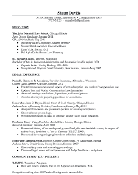 Associate Attorney Resume Sample Resume Letters Job Application