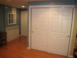 6 panel sliding closet doors