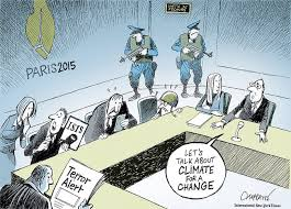 Image result for Paris climate terror CARTOON