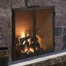 heat glo rutherford 50 b wood fireplace