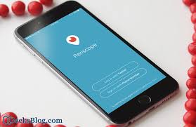 How to Use Periscope on iPhone or iPad