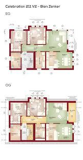 Grundriss Zweifamilienhaus Mit Einliegerwohnung Satteldach