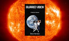 """TimeStorm on Twitter: """"BLURRED VISION Things heat up when Polly Hart swaps  places with an alien https://t.co/IuykVurHMf If you are not careful, first  contact can become last contact! #scifi #IARTG #YA #book #"""