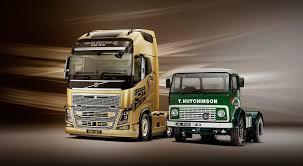 volvo trucks. volvo trucks celebrate 50 years in the uk with launch of u0027ailsau0027 truck truckanddrivercouk s