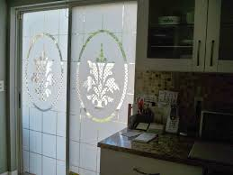 sliders decorated for 14years with adhesive free window