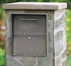 cool residential mailboxes. Secure Locking Residential Mailboxes, Decorative Curbside Mailboxes And More! Cool