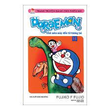 Doraemon - Chú Mèo Máy Đến Từ Tương Lai Tập 16 (Tái Bản 2019) - Thương hiệu  Fujiko F Fujio