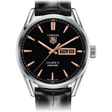 tag heuer tag heuer carrera calibre 5 day date automatic watch 41 tag heuer tag heuer carrera calibre 5 day date automatic watch 41 mm buy or