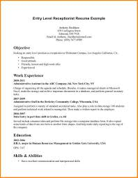 Good Objective Statements For Entry Level Resume Accounting Resume Objective Samples Best Solutions Entry