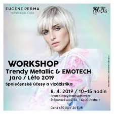 Workshop Trendy Metallic Emotech Jaro Léto 2019 8 Apr 2019