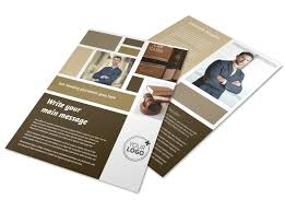 Lawyer Law firm Flyer Template | MyCreativeShop