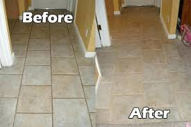 how to seal ceramic tile grout cleaning can you seal glazed ceramic tile