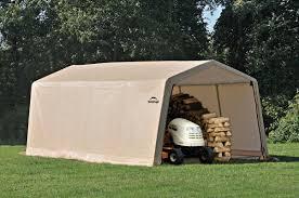 10 ft x 20 ft garage