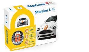 <b>StarLine L11+ Электромеханический замок</b> капота