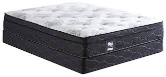 queen mattress bed. Contemporary Mattress Mattresses And Bedding  Simmons Do Not Disturb Avante EuroTop Firm Queen  Mattress Set On Bed T