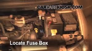 replace a fuse 2005 2007 dodge grand caravan 2007 dodge grand 2005 dodge caravan fuse box engine light replace a fuse 2005 2007 dodge grand caravan