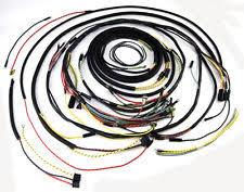 jeep cj wiring harness omix ada 17201 09 wiring harness cloth cover 55 56 jeep cj models