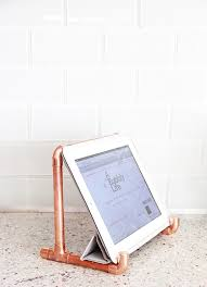 more copper pipe projects copper pipe concrete cake stand copper pipe marble plant stand sidetable