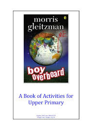 boy overboard eal booklet boy overboard eal booklet a book of activities for upper primary stephen williams s00165279 image from google clip